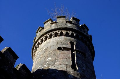 18. Ballysaggartmore Towers, Waterford, Ireland