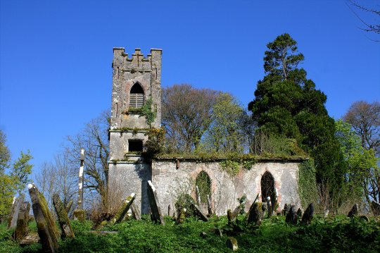 01. Templemichael Church, Waterford, Ireland