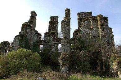 11. Castlelyons Castle, Cork, Ireland