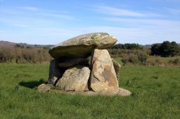 02. Ballynageeragh Portal Tomb, Waterford, Ireland