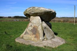 05. Ballynageeragh Portal Tomb, Waterford, Ireland