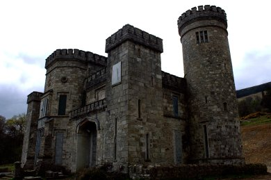 12. Killeavy Castle, Armagh, Ireland
