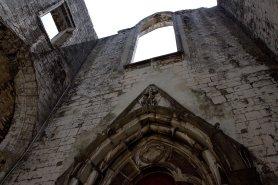 14. Carmo Convent, Lisbon, Portugal