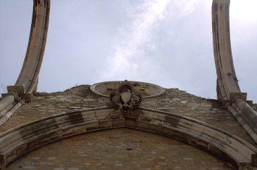 19. Carmo Convent, Lisbon, Portugal