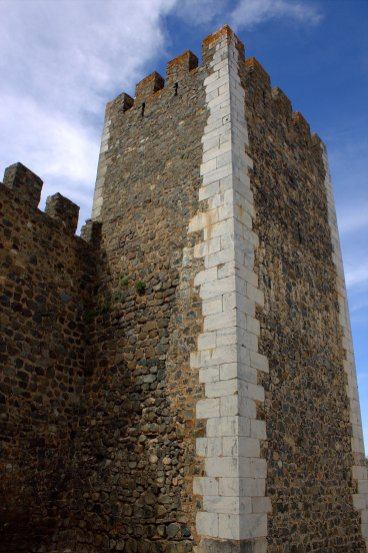 31. Beja Castle, Portugal