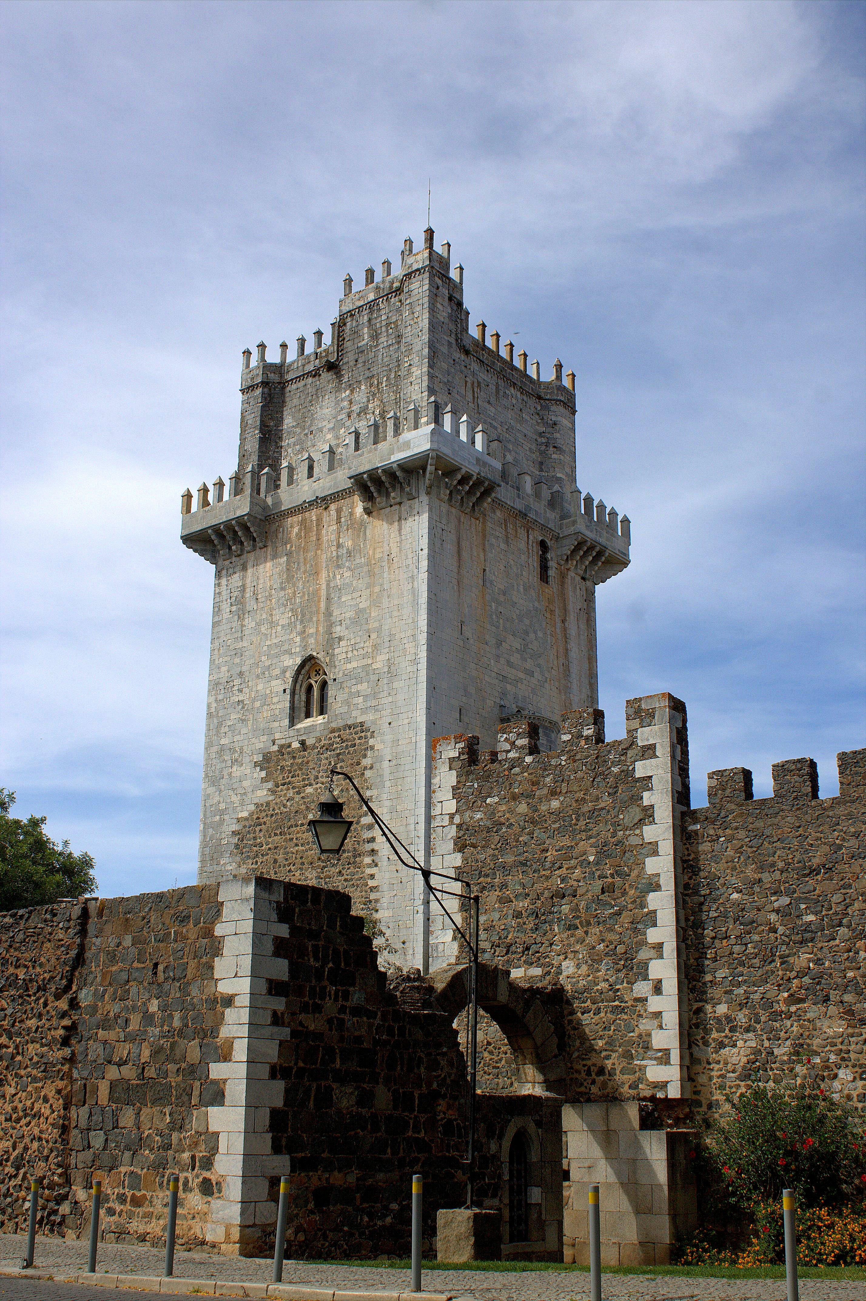 33. Beja Castle, Portugal