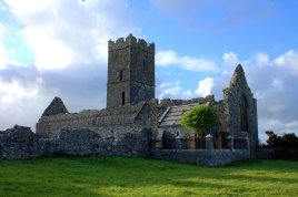 01. Clare Abbey, Clare, Ireland