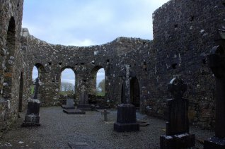 04. Turlough Abbey & Round Tower, Mayo, Ireland
