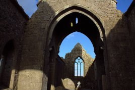05. Clare Abbey, Clare, Ireland