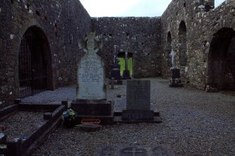07. Turlough Abbey & Round Tower, Mayo, Ireland