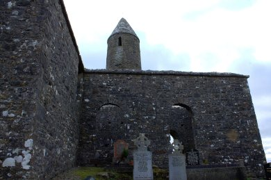 12. Turlough Abbey & Round Tower, Mayo, Ireland