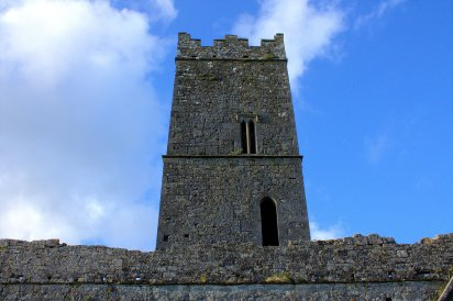18. Clare Abbey, Clare, Ireland