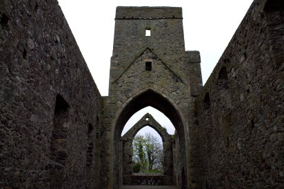 04. Carlingford Priory, Louth, Ireland