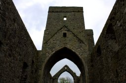 14. Carlingford Priory, Louth, Ireland