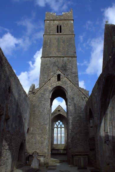12. Quin Friary, Clare, Ireland