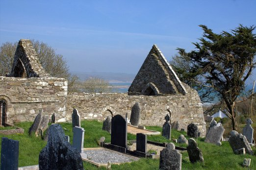 21. Ardmore Cathedral and Round Tower, Waterford, Ireland
