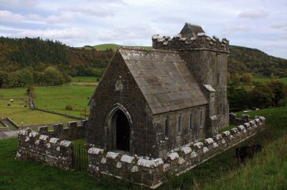 01. Anchorite's Cell, Westmeath, Ireland