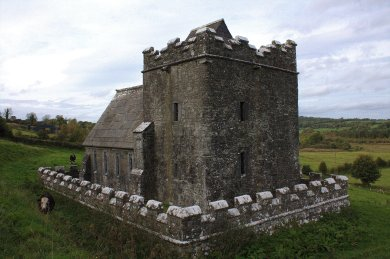 04. Anchorite's Cell, Westmeath, Ireland