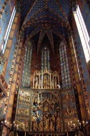 05. St Mary's Basilica, Krakow, Poland