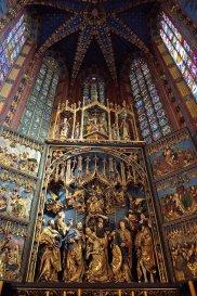 07. St Mary's Basilica, Krakow, Poland