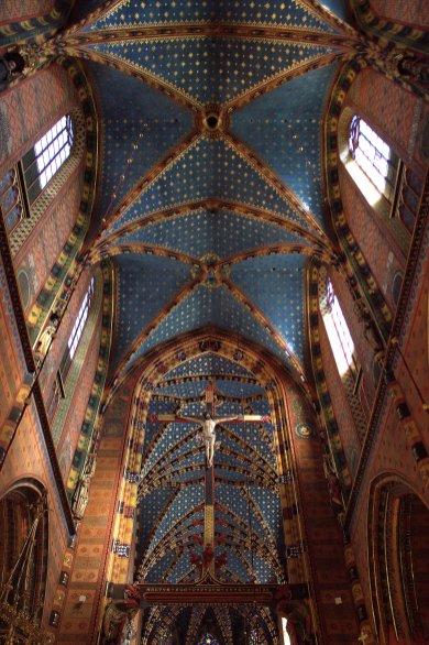 12. St Mary's Basilica, Krakow, Poland