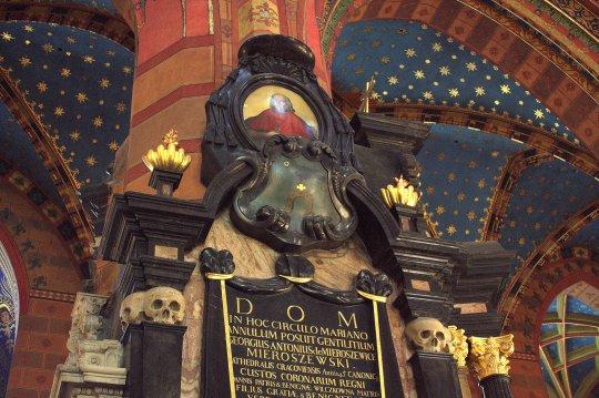 15. St Mary's Basilica, Krakow, Poland