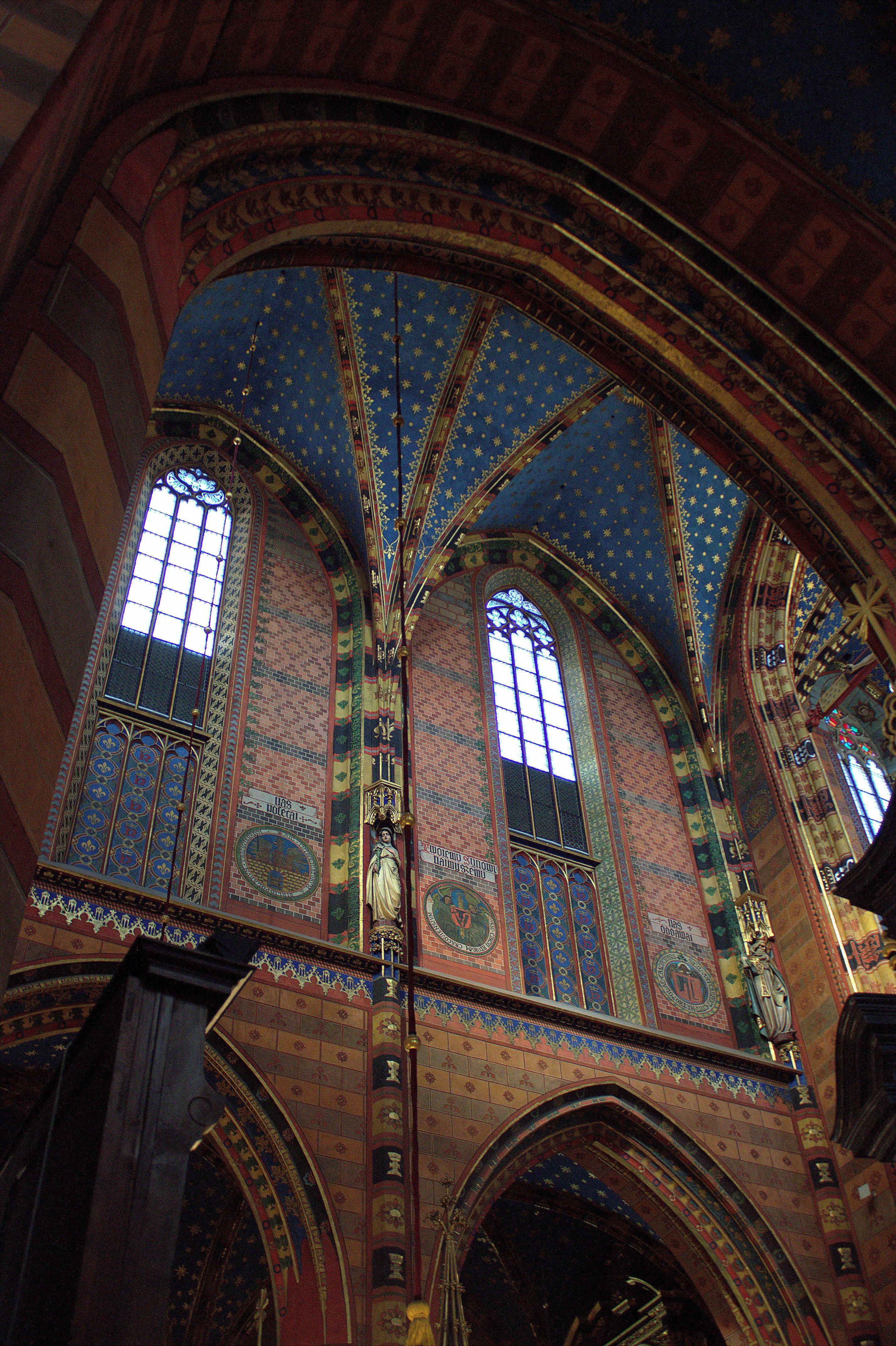 32. St Mary's Basilica, Krakow, Poland