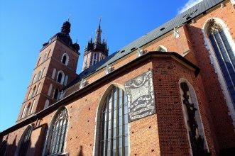 33. St Mary's Basilica, Krakow, Poland