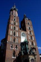 36. St Mary's Basilica, Krakow, Poland