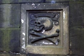 04. Greyfriars Kirkyard, Edinburgh, Scotland