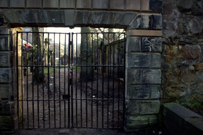 11. Greyfriars Kirkyard, Edinburgh, Scotland