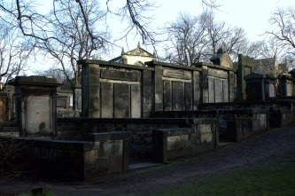 19. Greyfriars Kirkyard, Edinburgh, Scotland