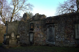 21. Greyfriars Kirkyard, Edinburgh, Scotland