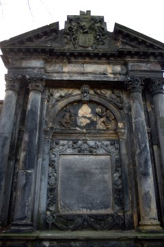 24. Greyfriars Kirkyard, Edinburgh, Scotland