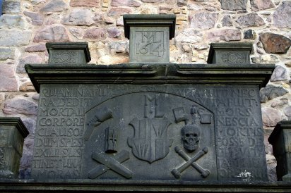 32. Greyfriars Kirkyard, Edinburgh, Scotland