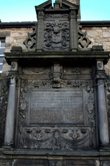 34. Greyfriars Kirkyard, Edinburgh, Scotland