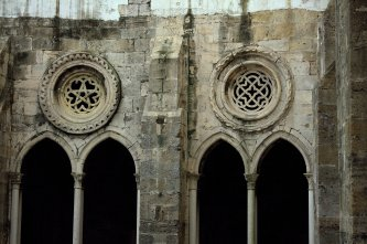 36. Lisbon Cathedral, Portugal