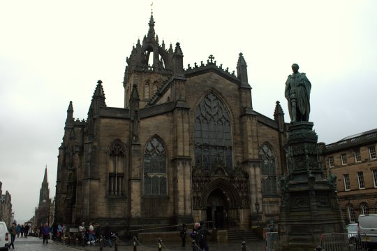 01. St Giles' Cathedral, Edinburgh, Scotland