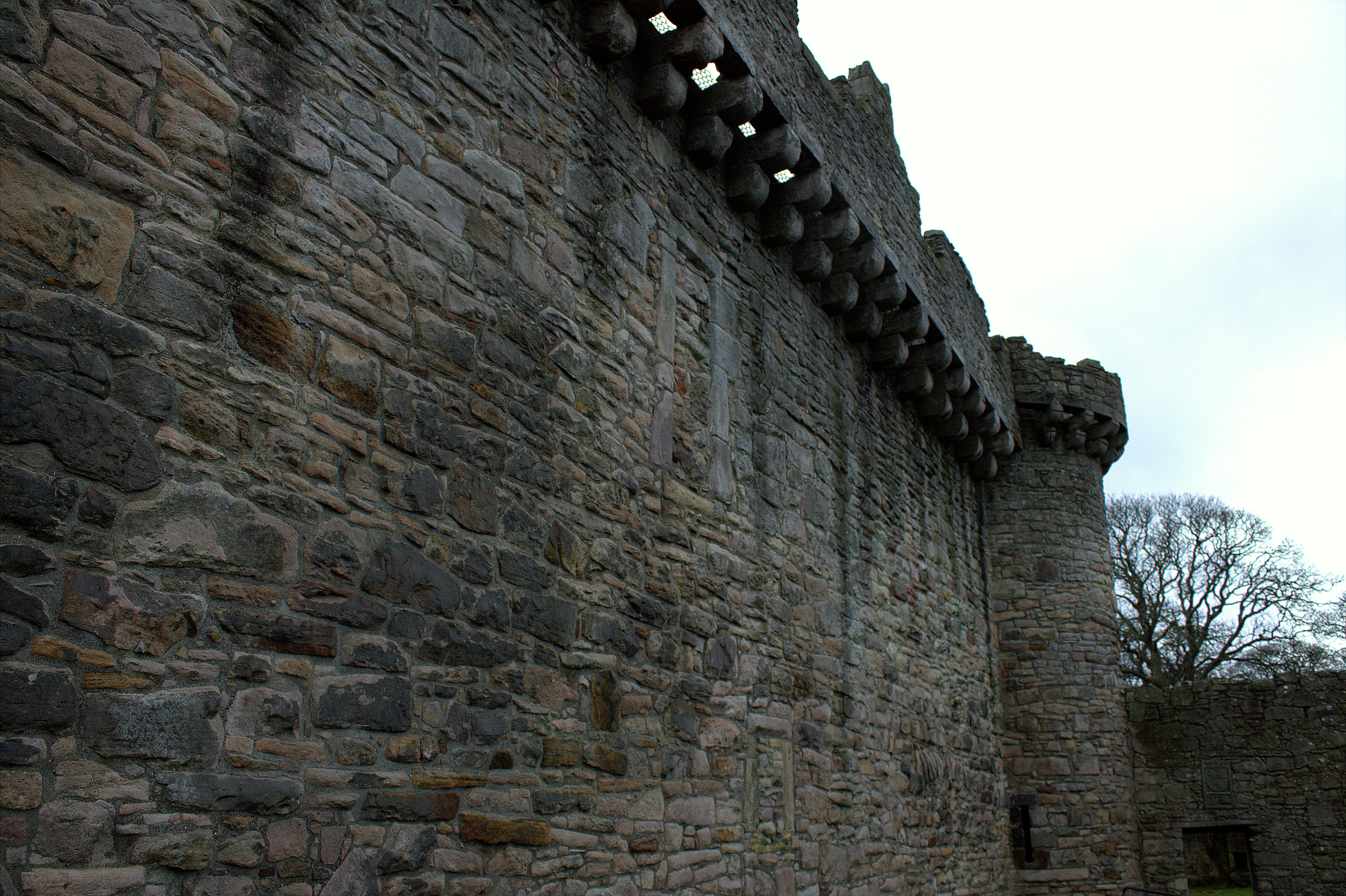 04. Craigmillar Castle, Edinburgh, Scotland