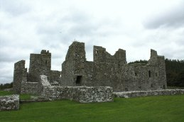 05. Fore Abbey, Westmeath, Ireland