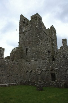 11. Fore Abbey, Westmeath, Ireland