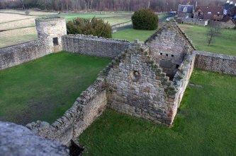 24. Craigmillar Castle, Edinburgh, Scotland