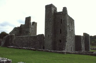 24. Fore Abbey, Westmeath, Ireland