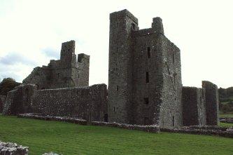 24. Fore Abbey, Westmeath, Ireland