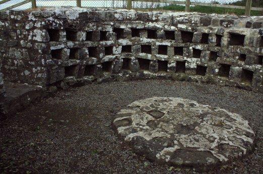 26. Fore Abbey, Westmeath, Ireland