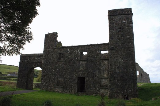 31. Fore Abbey, Westmeath, Ireland