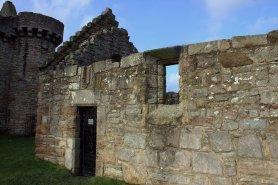43. Craigmillar Castle, Edinburgh, Scotland