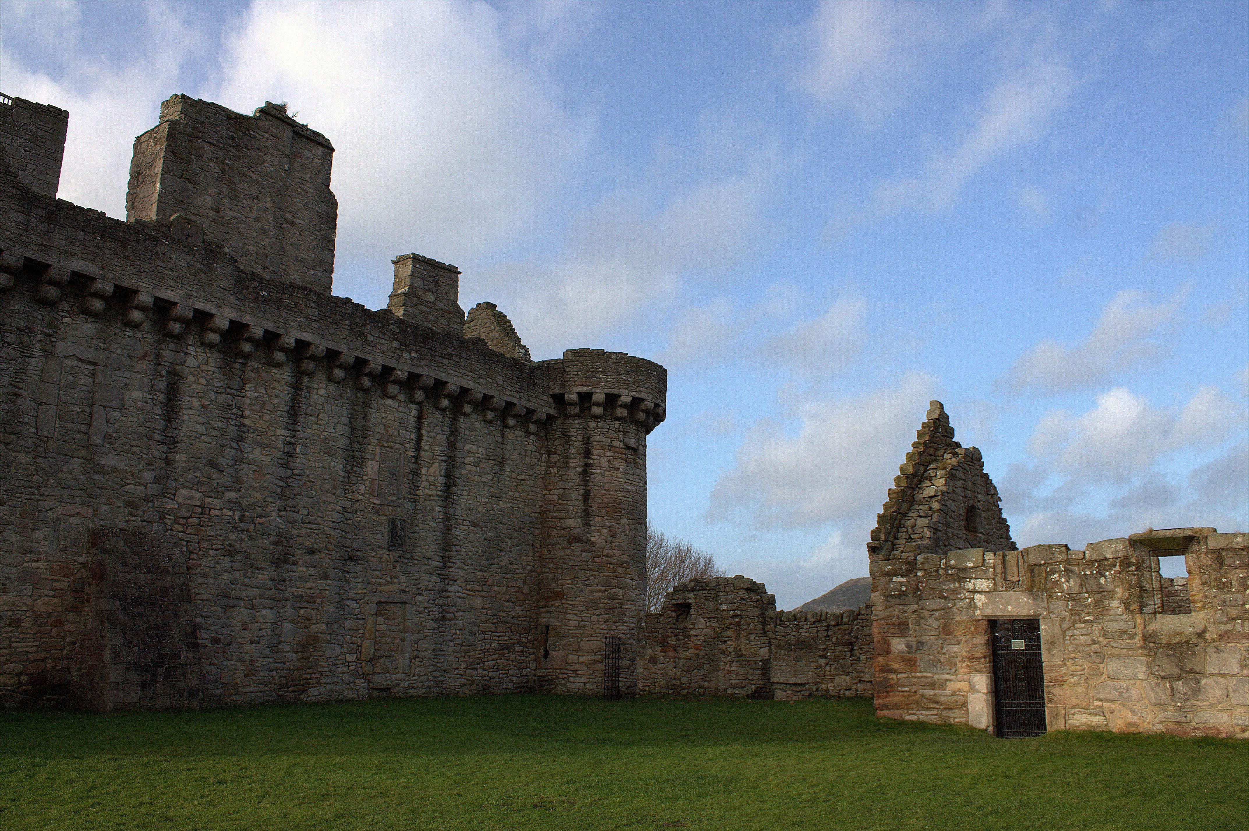 46. Craigmillar Castle, Edinburgh, Scotland