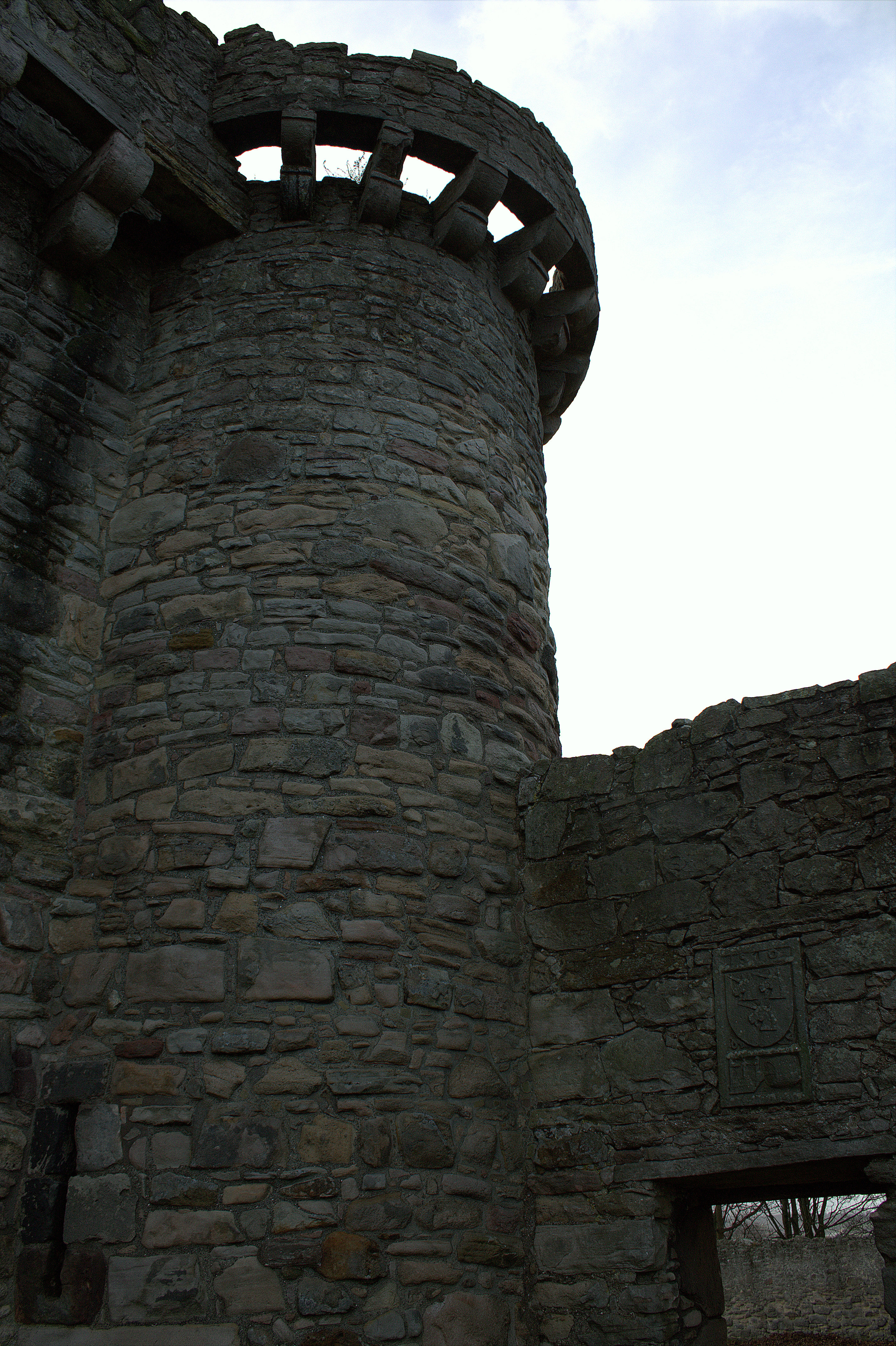 47. Craigmillar Castle, Edinburgh, Scotland