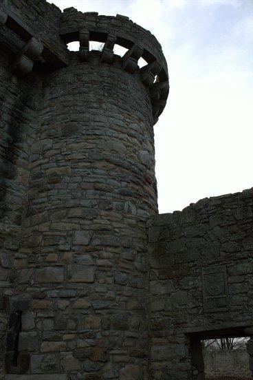 47. Craigmillar Castle, Edinburgh, Scotland